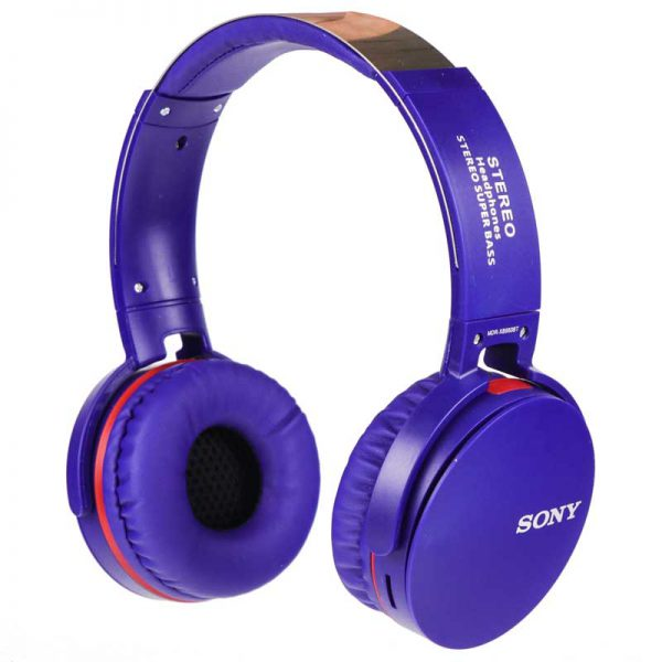 هدست بلوتوثی طرح Sony MDR-XB950BT