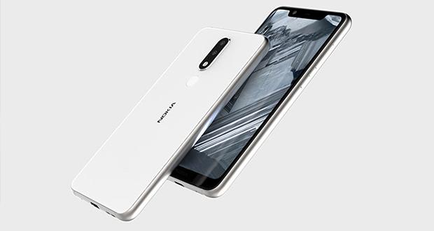 نوکیا 5.1 پلاس (ایکس 5) خرید بهترین گوشی با 3 میلیون