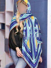 روسری نخی شاین