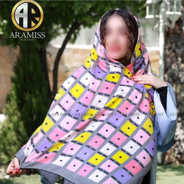روسری نخی آرامیس کد 220