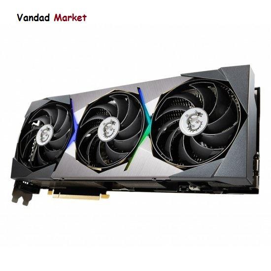 کارت گرافیک GeForce RTX 3090 SUPRIM X 24G